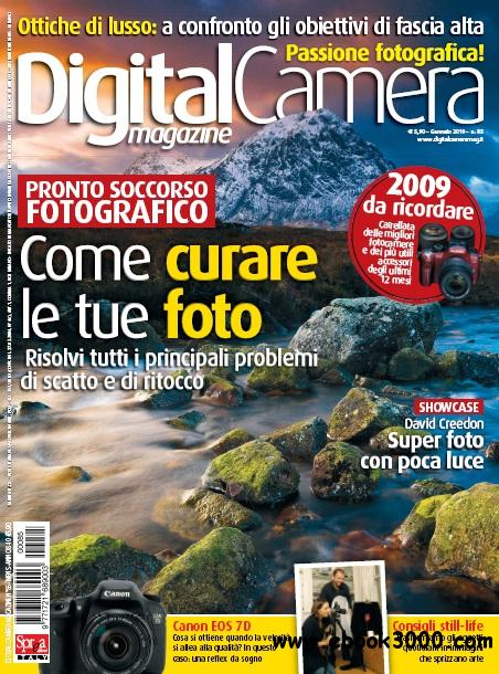 Digital Camera Italy - January 2010 free download