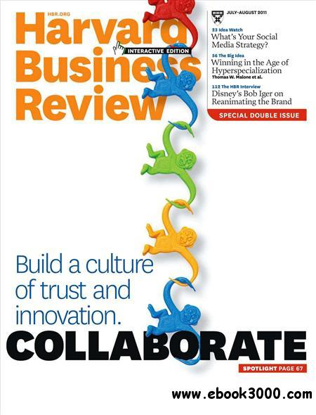 Harvard Business Review - July/August 2011 free download