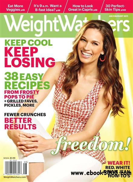 Weight Watchers - July/August 2011 free download