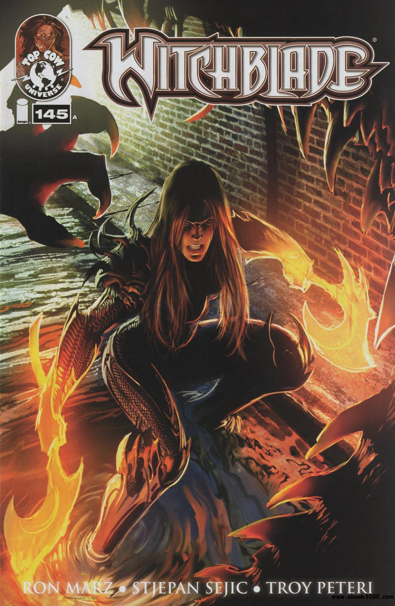 Witchblade #145 (2011) free download