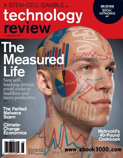 Technology Review Magazine July/August 2011 free download
