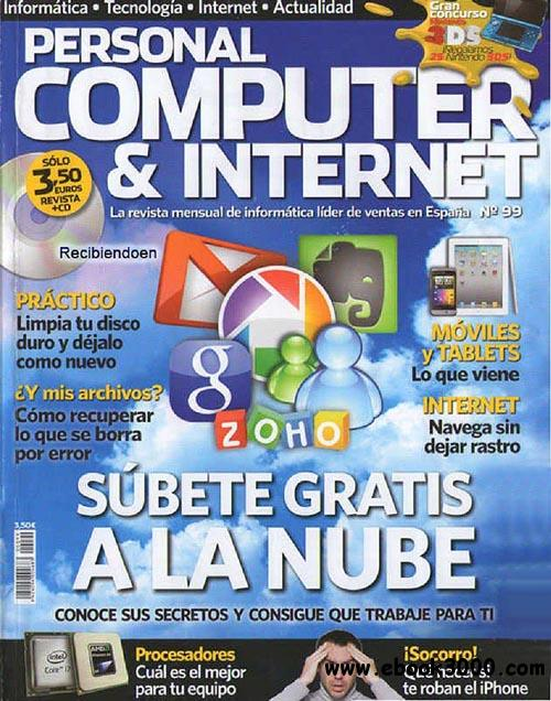 Personal Computer & Internet - April 2011 free download