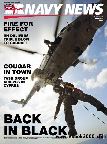Navy News - June 2011 free download