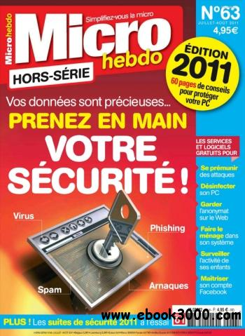 Micro Hebdo HS - Juillet - Aout 2011 free download