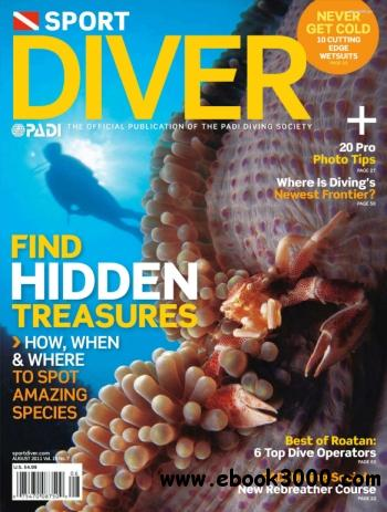 Sport Diver - August 2011 free download