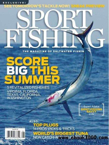 Sport Fishing - August 2011 free download