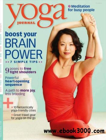 Yoga Journal - August 2011 free download