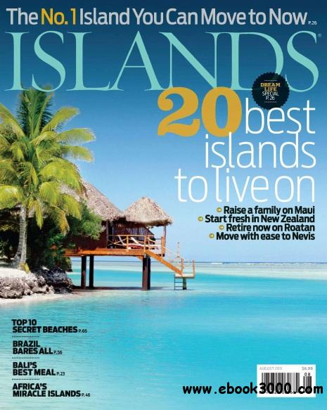 Islands - July/August 2011 free download