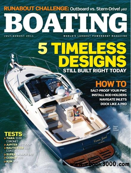 Boating - July/August 2011 free download