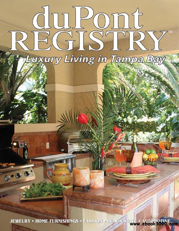 duPontREGISTRY Tampa Bay - May/June 2011 free download