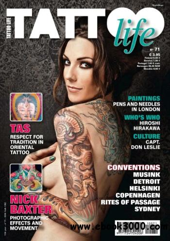 Tattoo Life UK - July/August 2011 free download