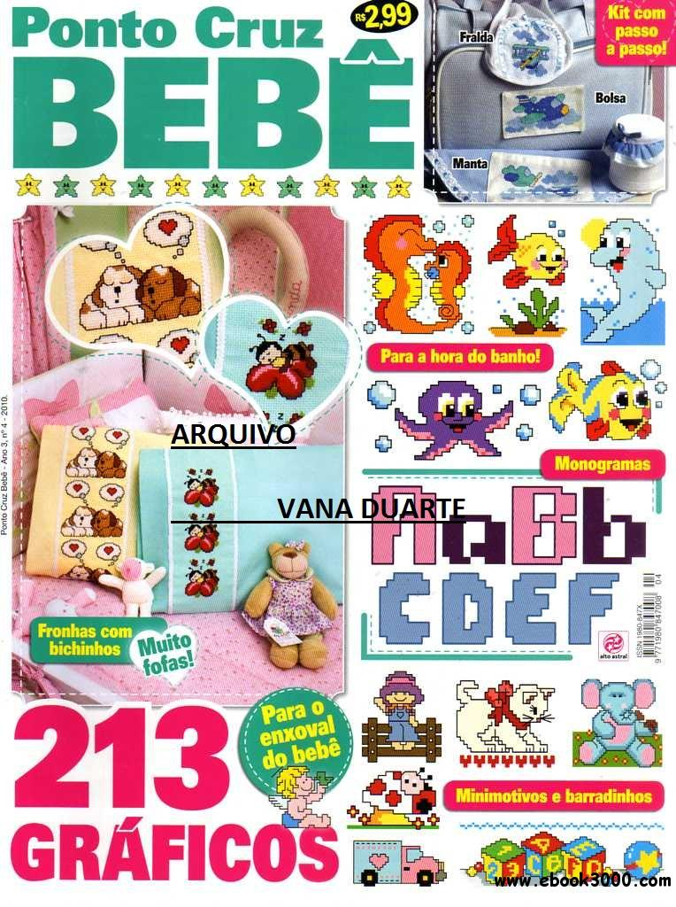 Ponto Cruz Bebe N 4 2010 free download