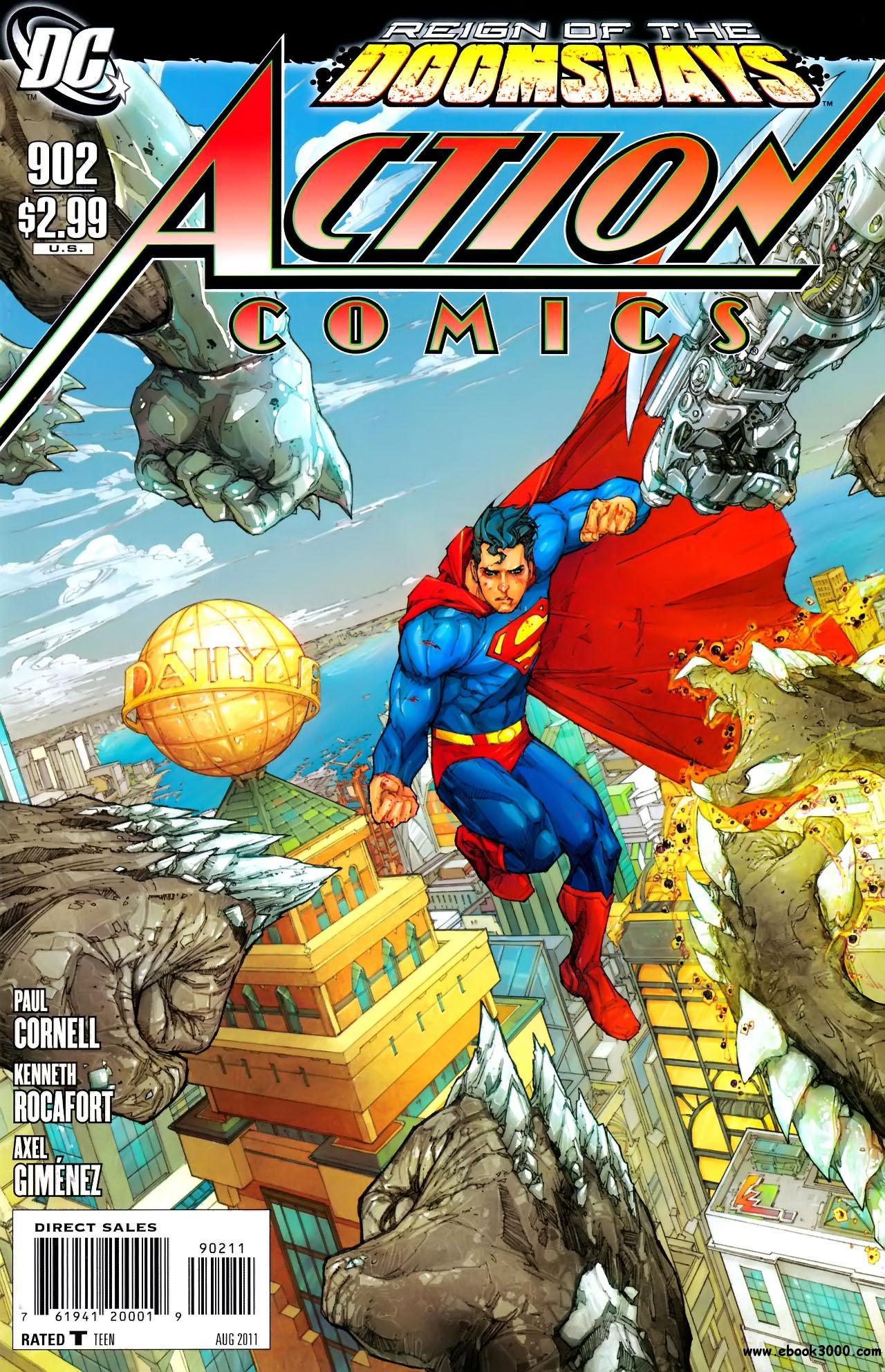 Action Comics #902 (2011) free download