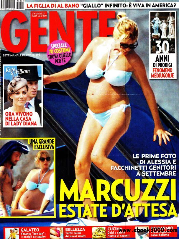 Gente n. 25 - 28 Giugno 2011 free download