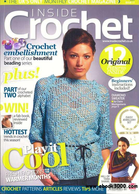 Inside Crochet, Issue 17 - May 2011 free download