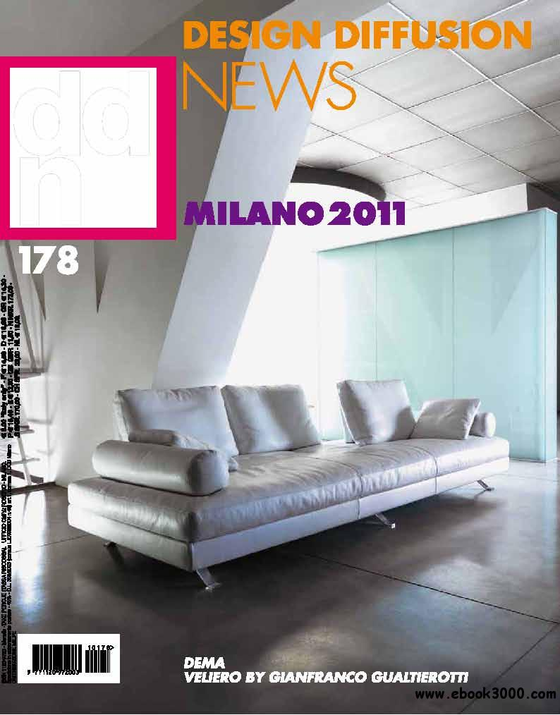DDN Design Diffusion News June 2011 (Nr 178 Giugno 2011) free download
