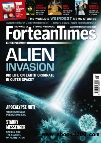 Fortean Times - July 2011 free download
