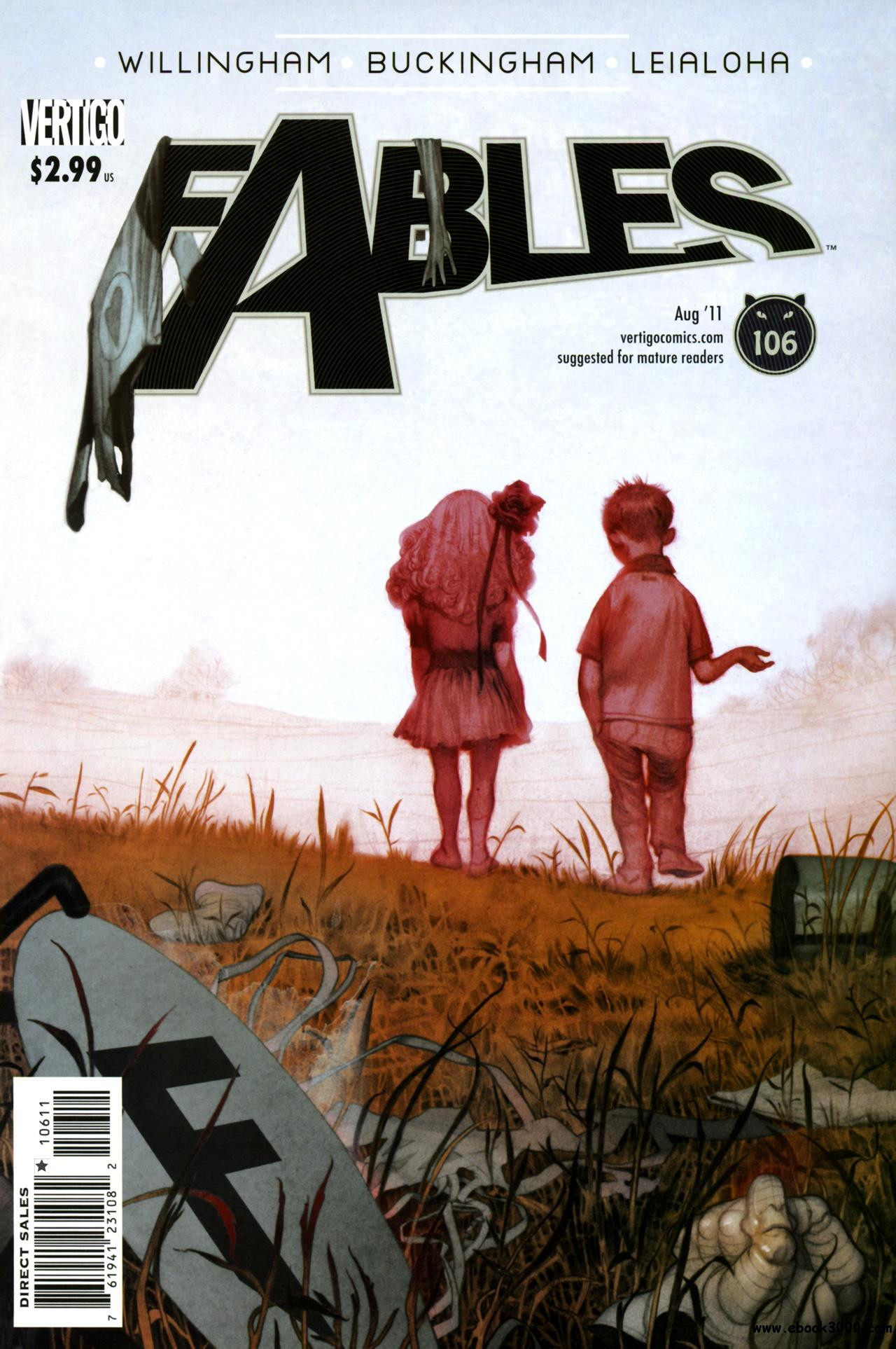 Fables #106 free download
