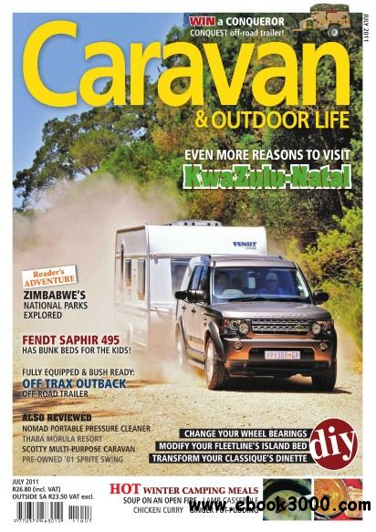 Caravan and Outdoor Life - July 2011 free download