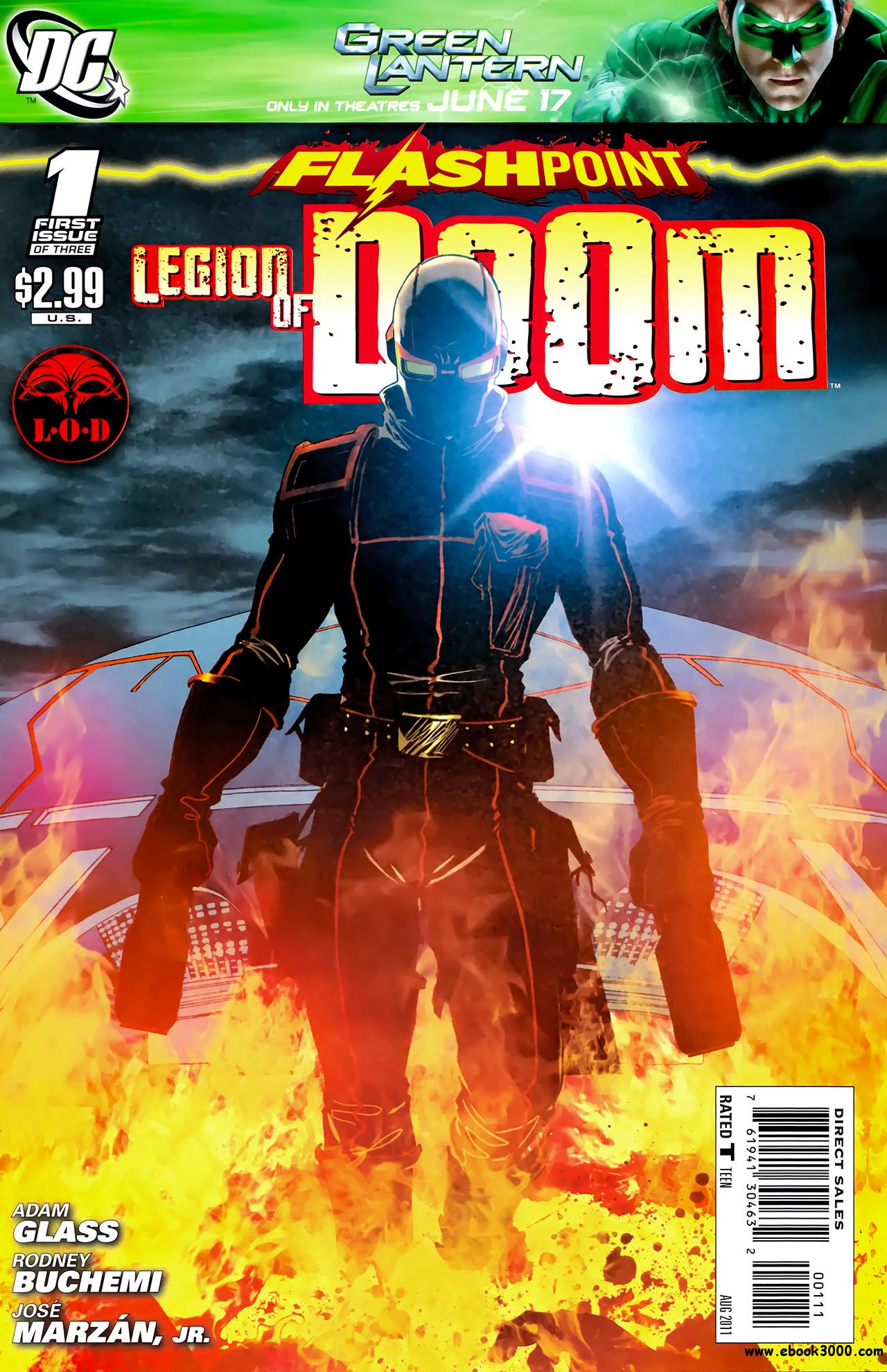 Flashpoint - The Legion of Doom #1 (of 03) (2011) free download