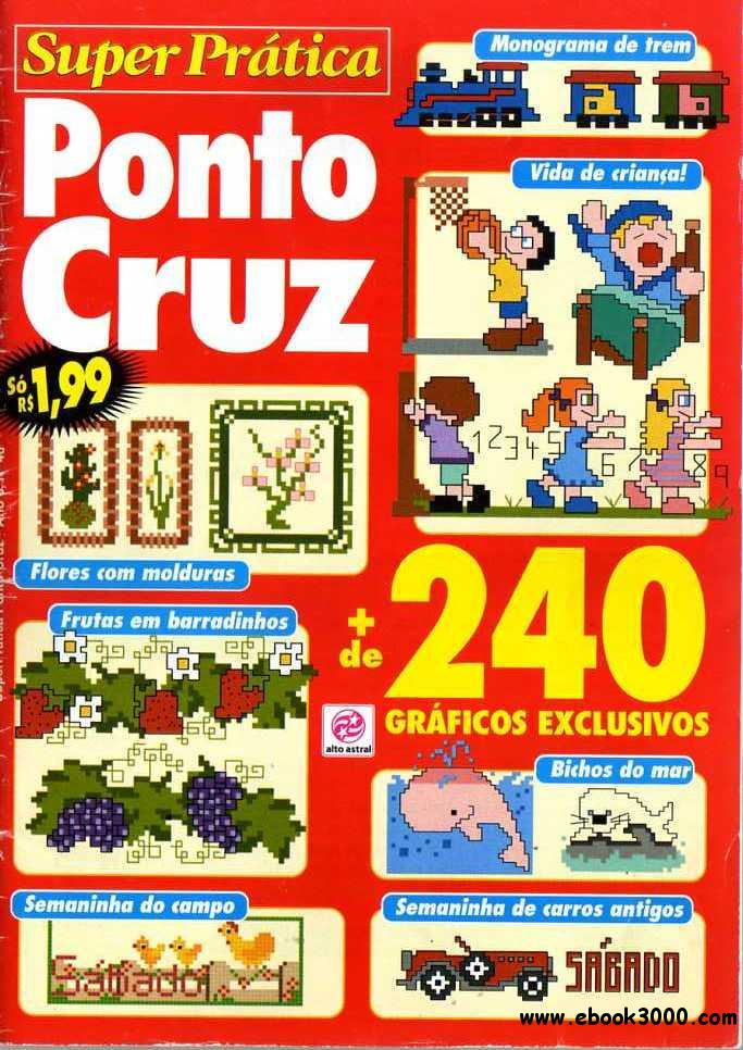 Super Pratica Ponto Cruz No 1 2009 free download