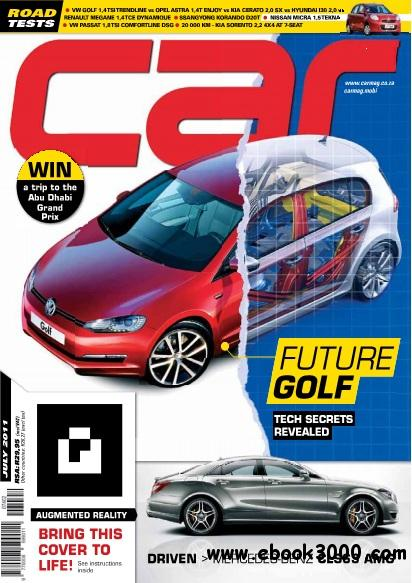 Car - July 2011 free download