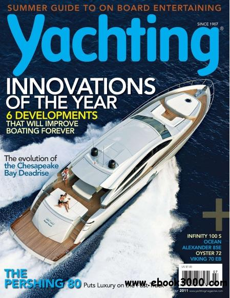 Yachting - July 2011 free download