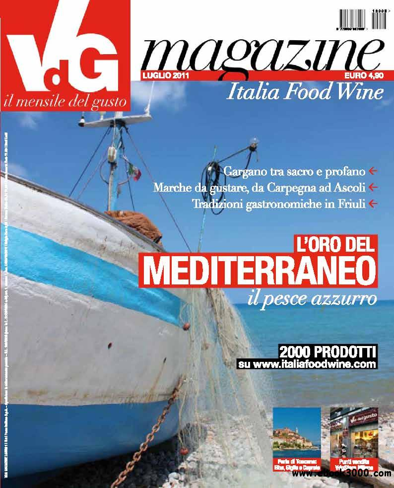 VdG Magazine July 2011 (Luglio 2011) free download
