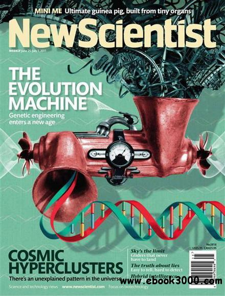 New Scientist - June 25 2011 free download
