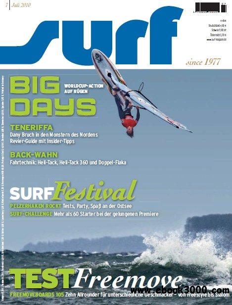 Surf Magazin No 07 2010 free download