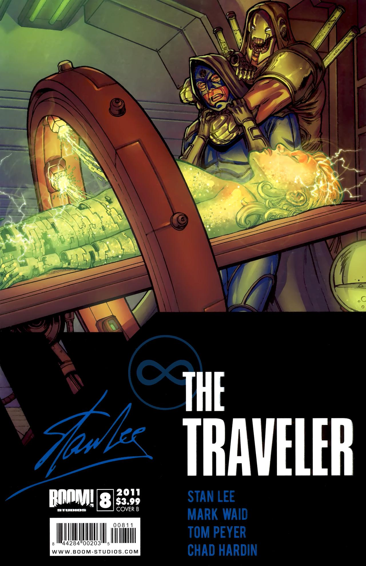 Stan Lee s The Traveler #8 (2011) free download
