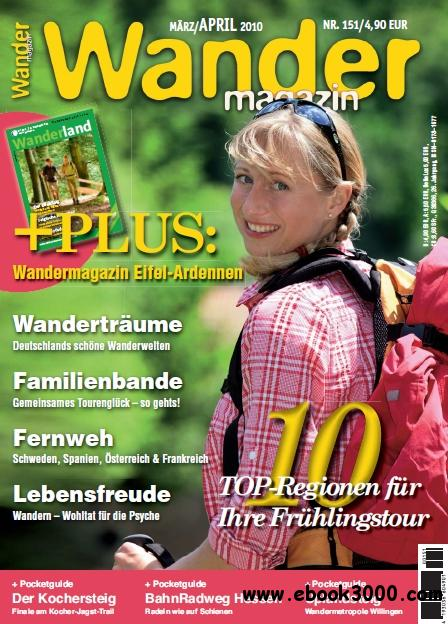 Wander Magazin No 151 Marz April 2010 free download
