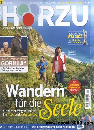 Horzu Magazin No 25 vom 25 Juni bis 01 Juli 2011 free download
