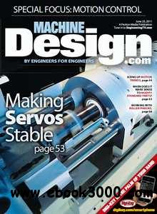 Machine Design - June 23 2011 free download
