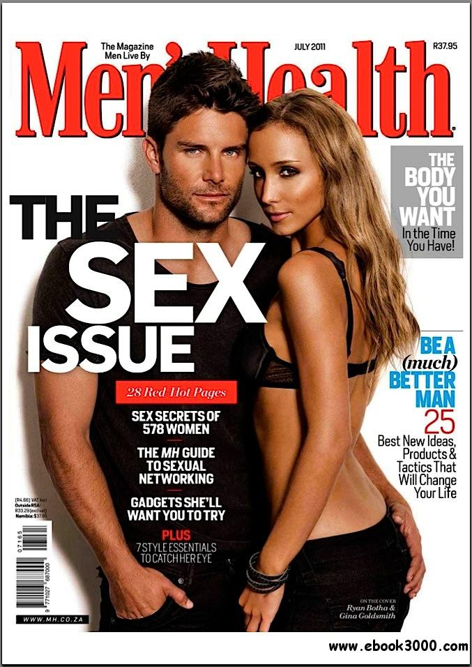 Men s Health (South Africa) - July 2011 free download