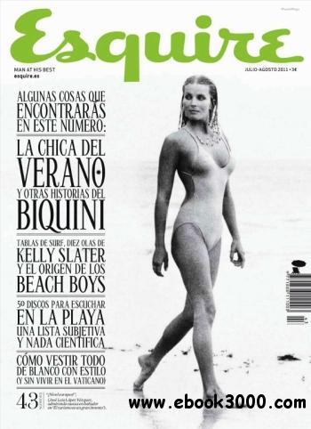 Esquire Spain - July/August 2011 free download