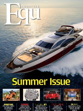 Equ Lifestyle - June/July 2011 free download