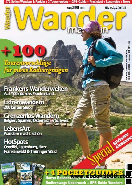 Wander Magazin No 152 Mai - Juni 2010 free download