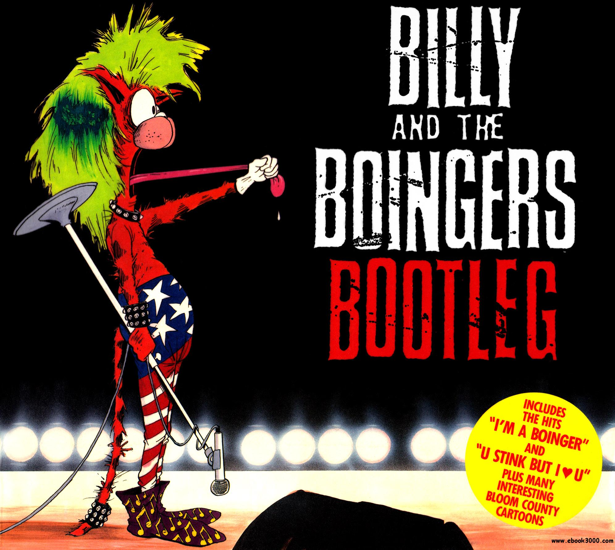 Billy and the Boingers Bootleg - Bloom County (1987) free download