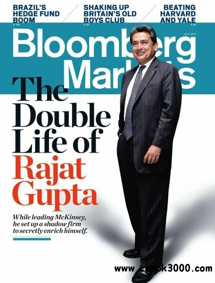 Bloomberg Markets Magazine - July 2011 free download