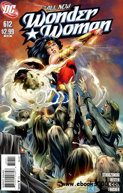 Wonder Woman #612 (2011) free download