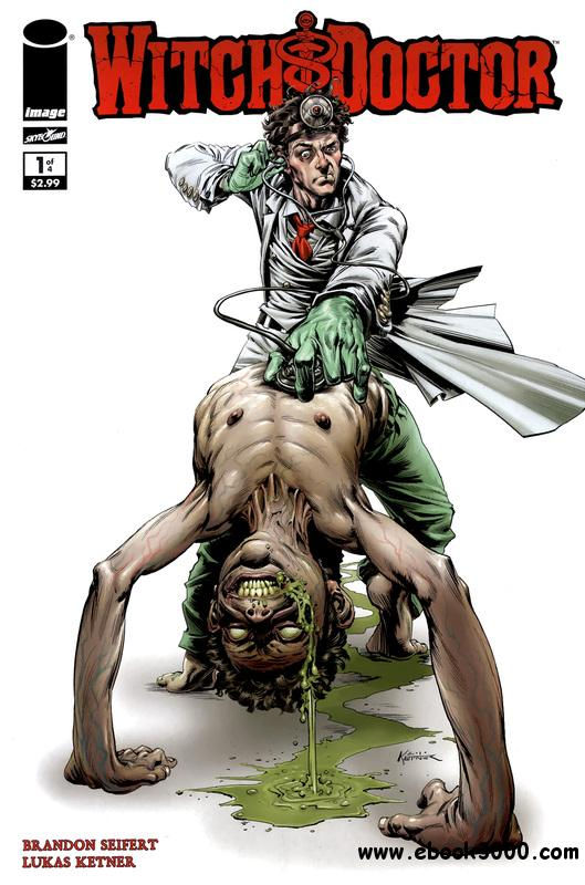 Witch Doctor #1 (of 4 2011) free download