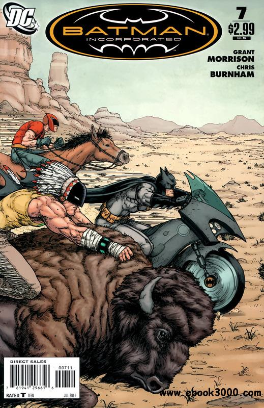 Batman Incorporated #7(2011) free download