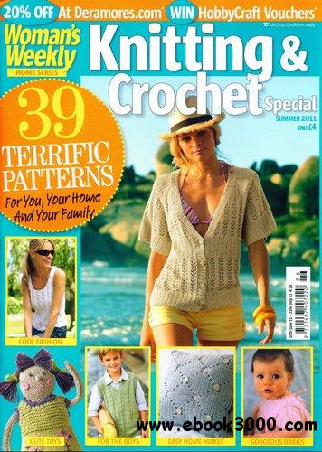 Woman s Weekly Knitting & Crochet Special - Summer 2011 free download