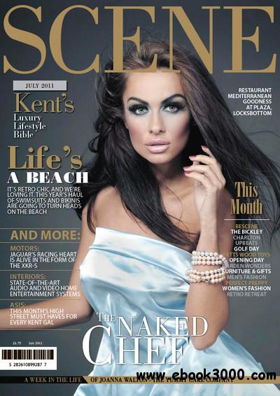 SCENE Magazine - July 2011 free download