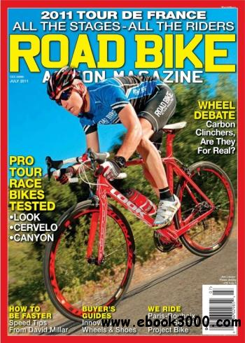 Road Bike Action - July 2011 free download