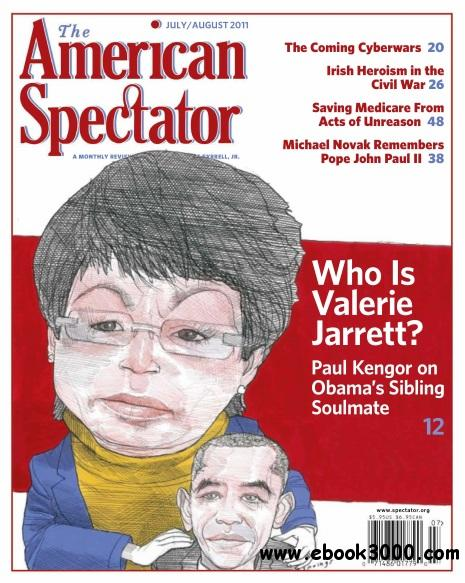 The American Spectator - July/August 2011 free download
