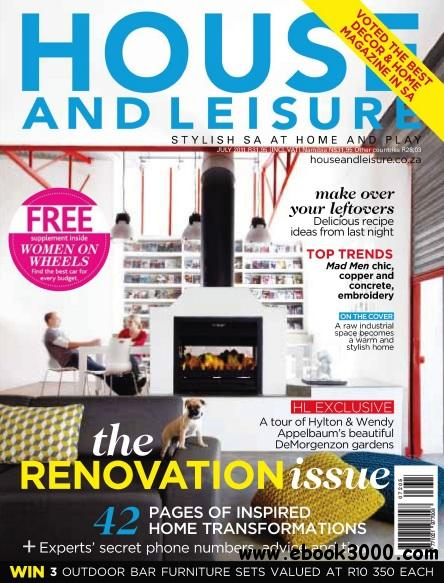 House and Leisure - July 2011 free download