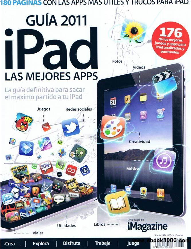 Guia 2011 iPad Las mejores apps free download
