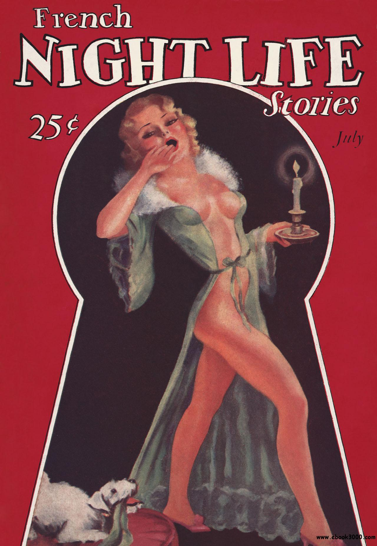 French Night Life Stories Vo l3 No 1 (1936) free download